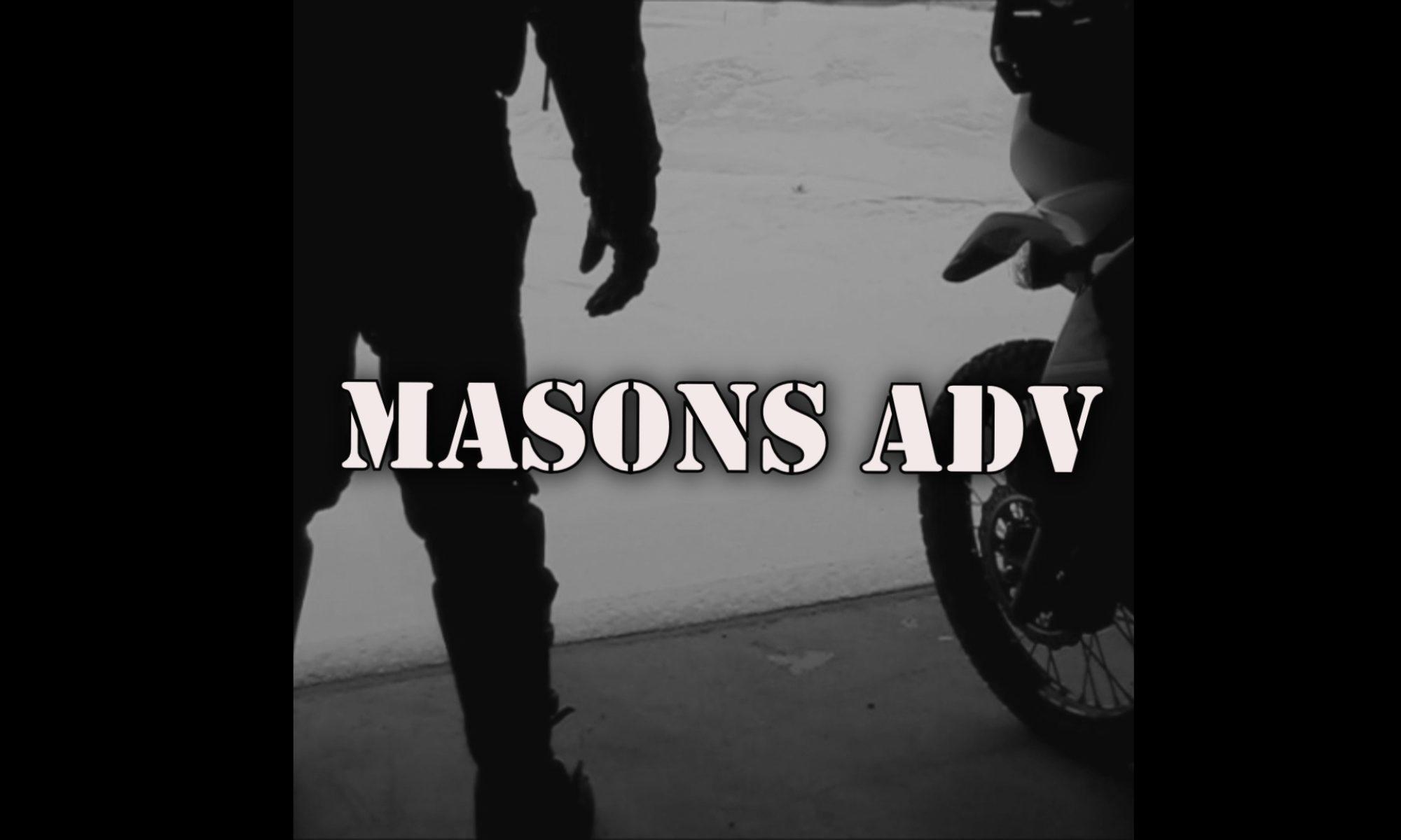 Mason's Adventure